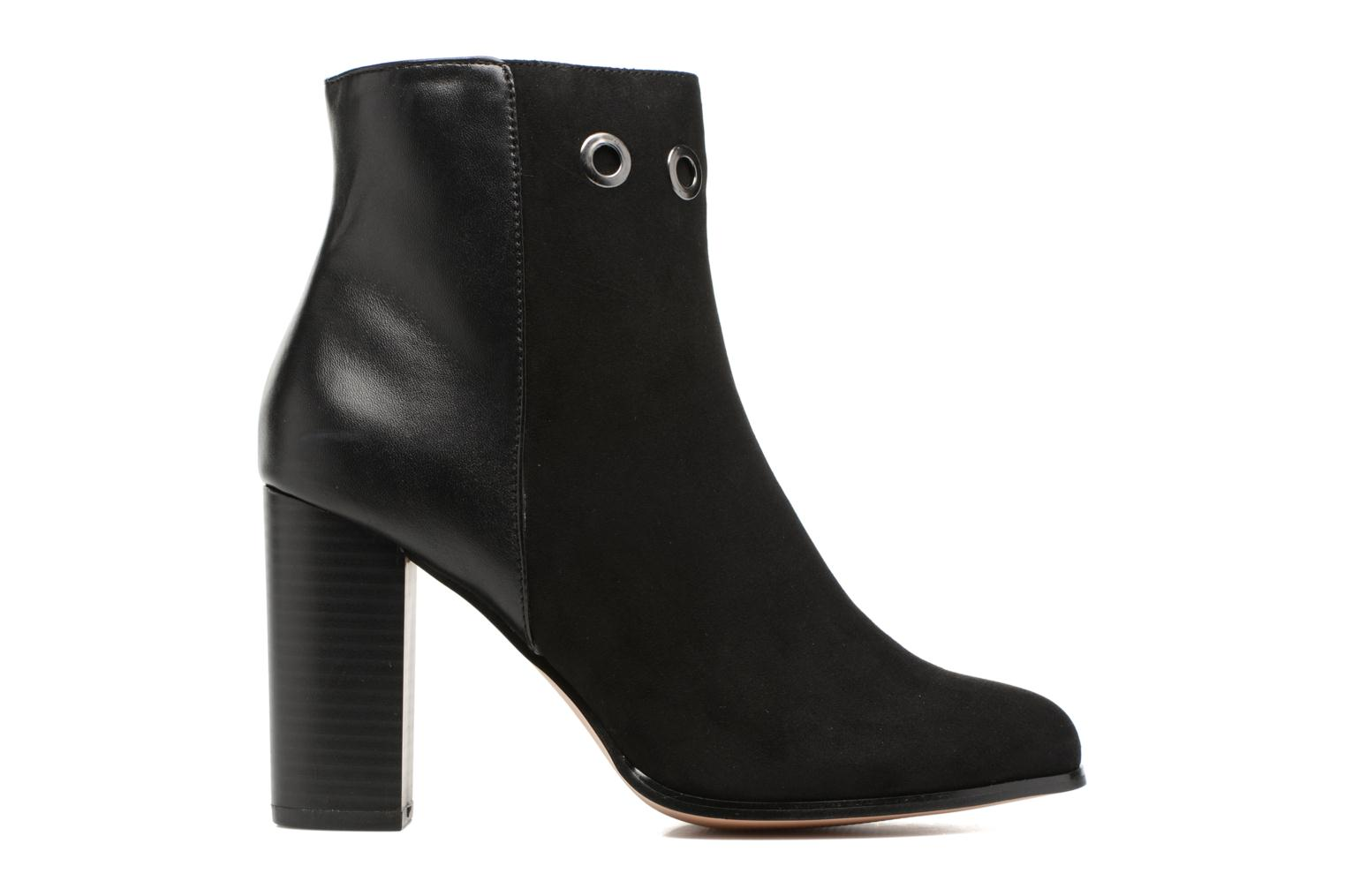 Ankle boots ONLY Broom Black back view
