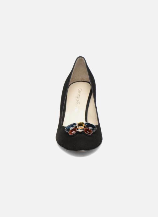 High heels Georgia Rose Epomy Black model view
