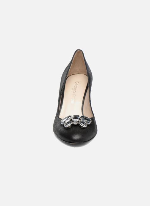 Zapatos de tacón Georgia Rose Epomy Negro vista del modelo