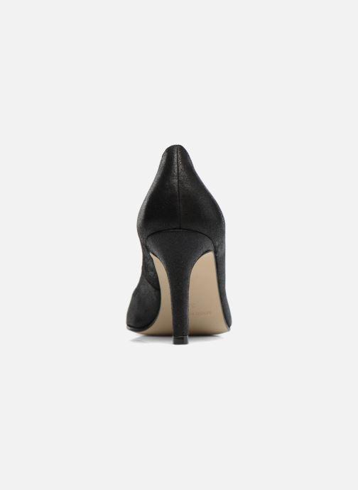 Zapatos de tacón Georgia Rose Epomy Negro vista lateral derecha