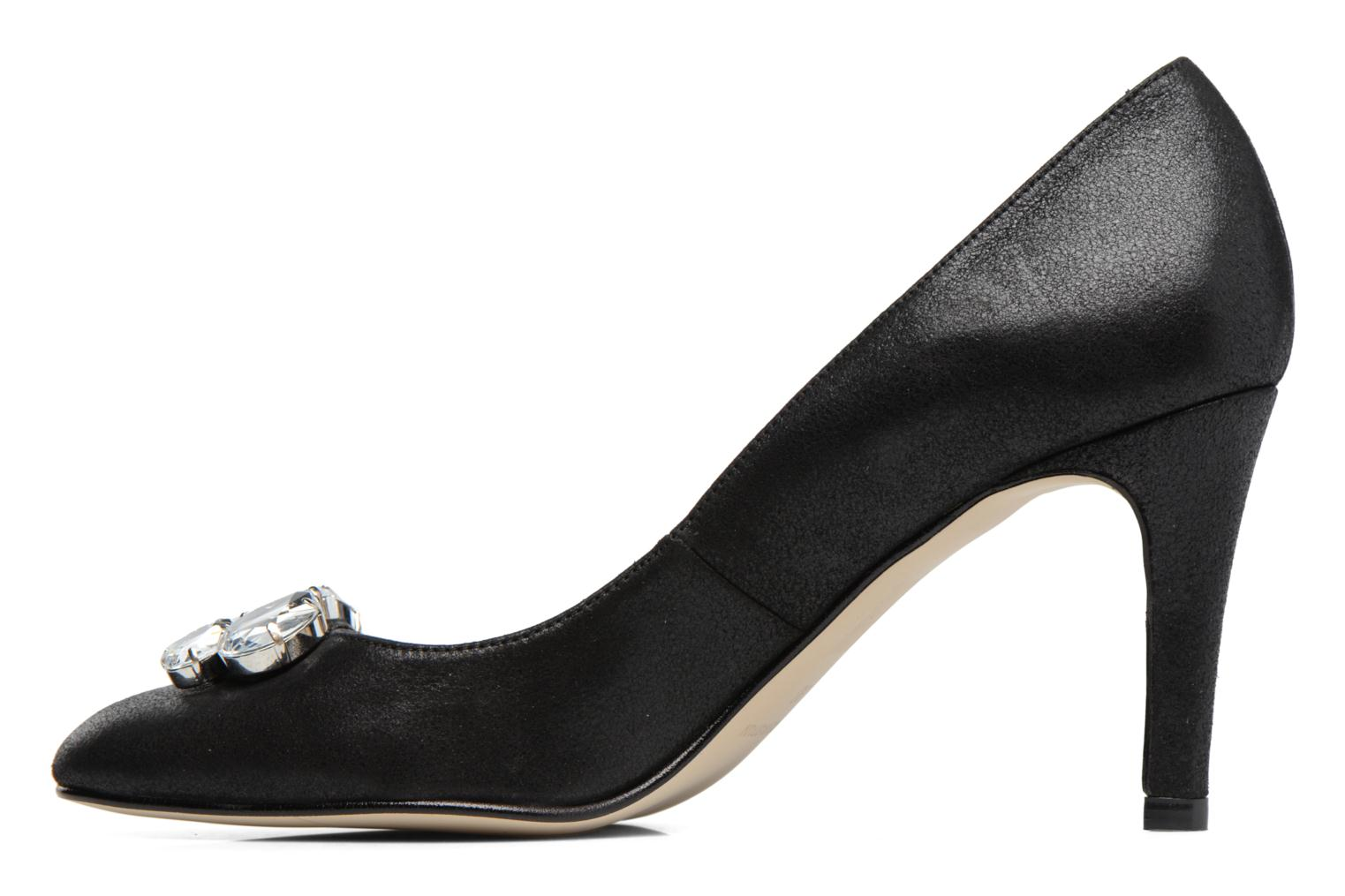 High heels Georgia Rose Epomy Black front view