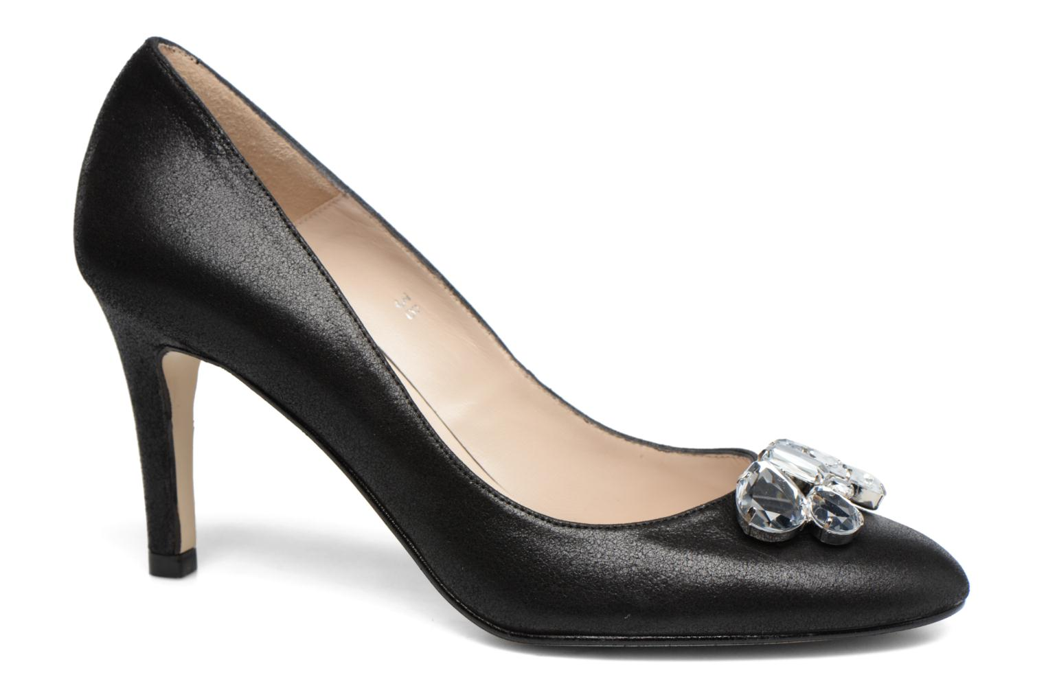 High heels Georgia Rose Epomy Black detailed view/ Pair view