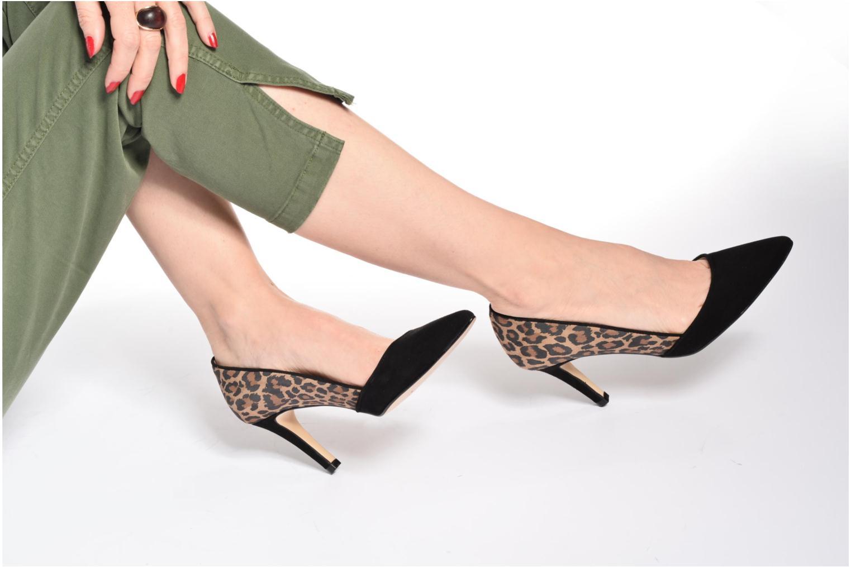 High heels Georgia Rose Elona Brown view from underneath / model view