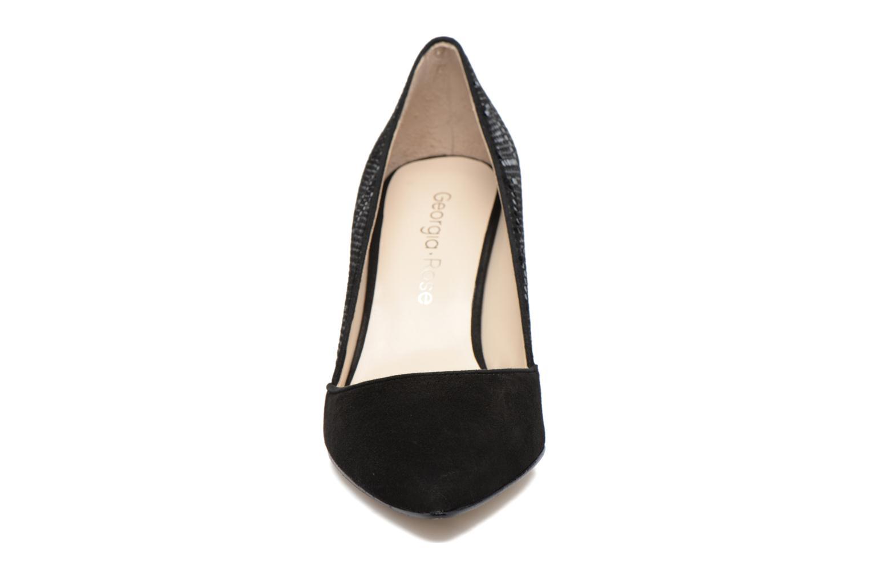 Escarpins Georgia Rose Elona Noir vue portées chaussures