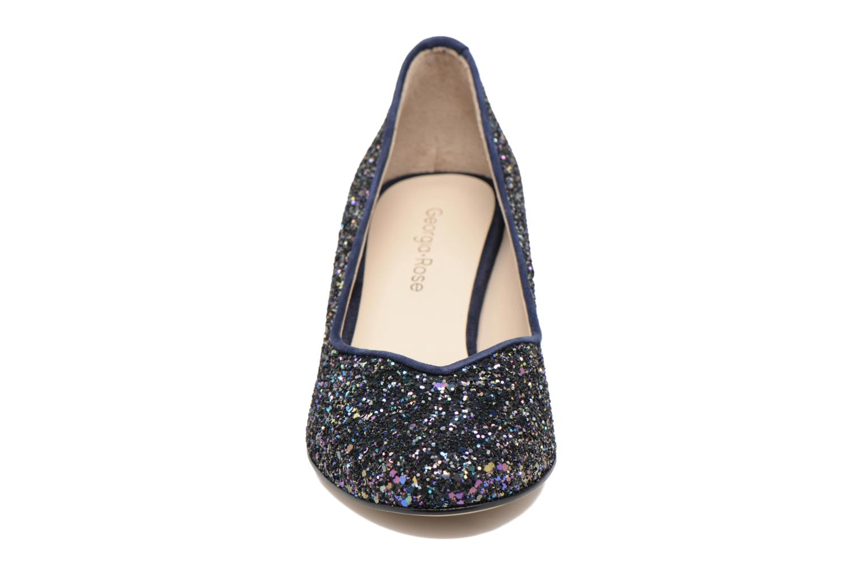 High heels Georgia Rose Engliter Blue model view