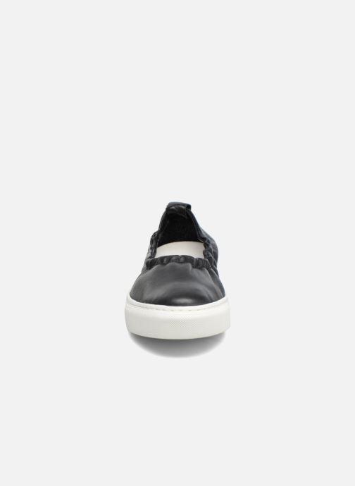 Baskets Bronx Bkytsmall Noir vue portées chaussures