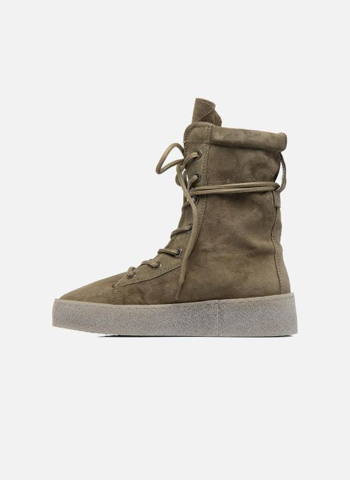 Ankle boots Bronx Bsillax Green front view