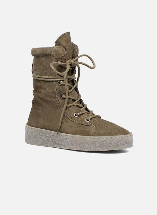 Ankle boots Bronx Bsillax Green detailed view/ Pair view