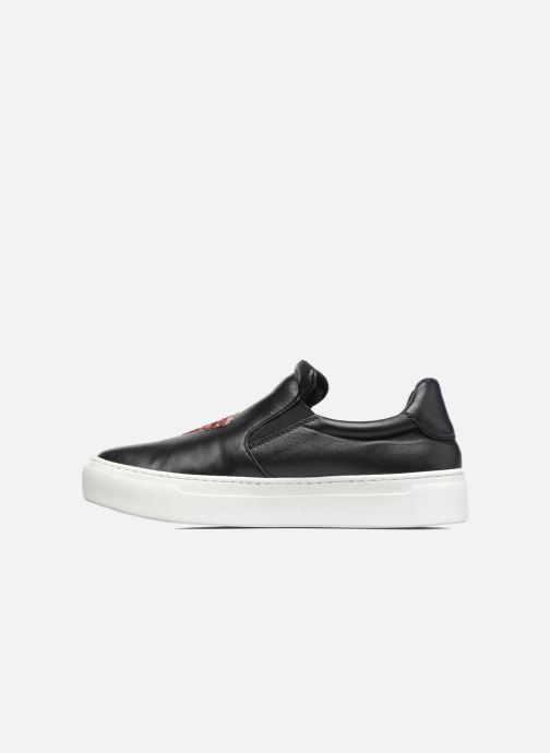 Trainers Bronx Byarden Black front view