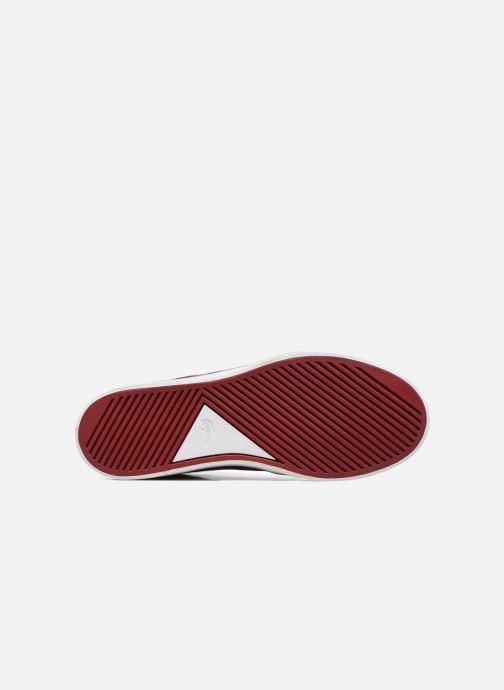 Sneakers Lacoste Ampthill 317 1 Bordeaux boven