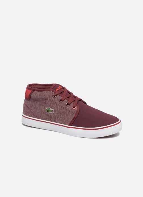 Sneakers Lacoste Ampthill 317 1 Bordeaux detail