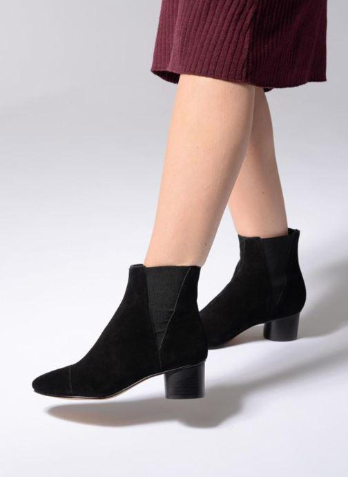 Boots en enkellaarsjes Rebecca Minkoff Izette Zwart onder