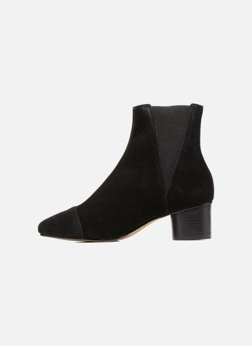Boots en enkellaarsjes Rebecca Minkoff Izette Zwart voorkant