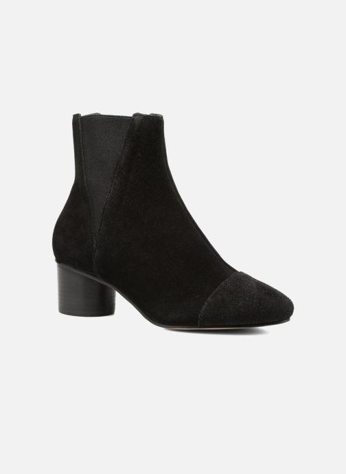 Boots en enkellaarsjes Rebecca Minkoff Izette Zwart detail