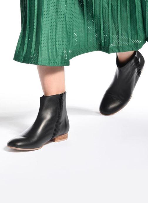 Boots en enkellaarsjes Georgia Rose Hersi Zwart onder