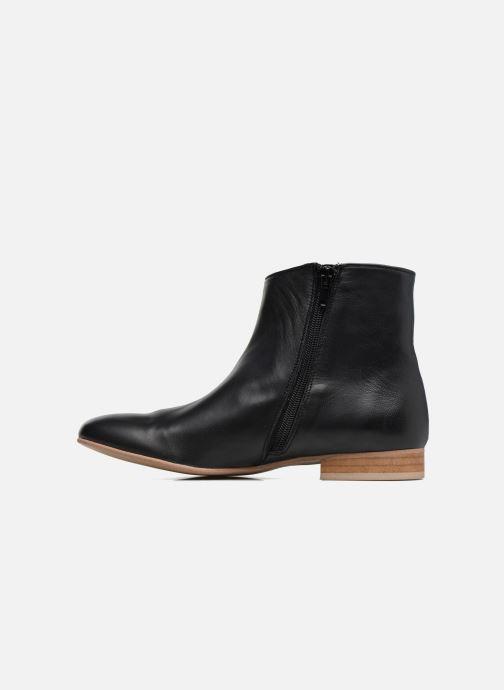 Boots en enkellaarsjes Georgia Rose Hersi Zwart voorkant