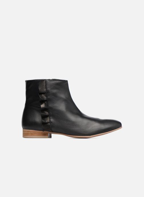 Boots en enkellaarsjes Georgia Rose Hersi Zwart achterkant