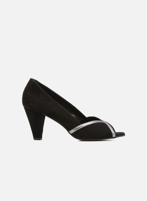 Zapatos de tacón Georgia Rose Hesolea Negro vistra trasera