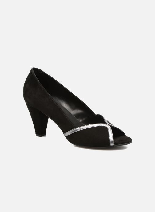 Zapatos de tacón Georgia Rose Hesolea Negro vista de detalle / par