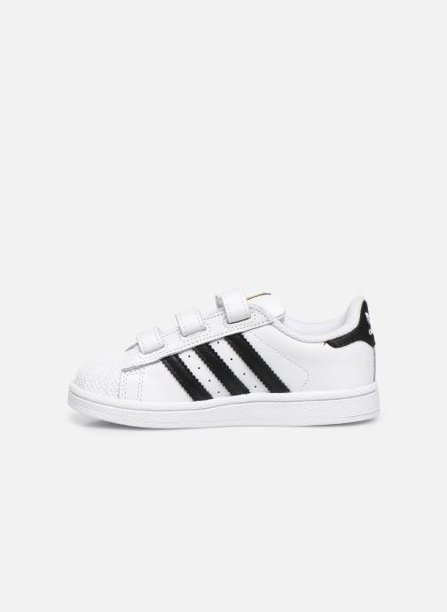 Sneakers adidas originals Stan Smith Fashion I Zwart voorkant