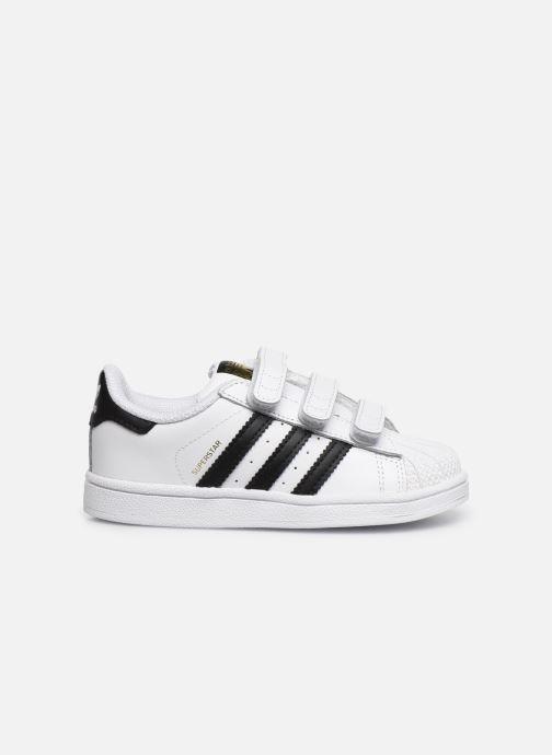 Sneakers adidas originals Stan Smith Fashion I Zwart achterkant
