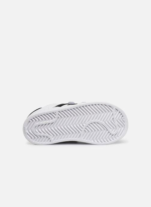 Sneakers adidas originals Stan Smith Fashion I Zwart boven