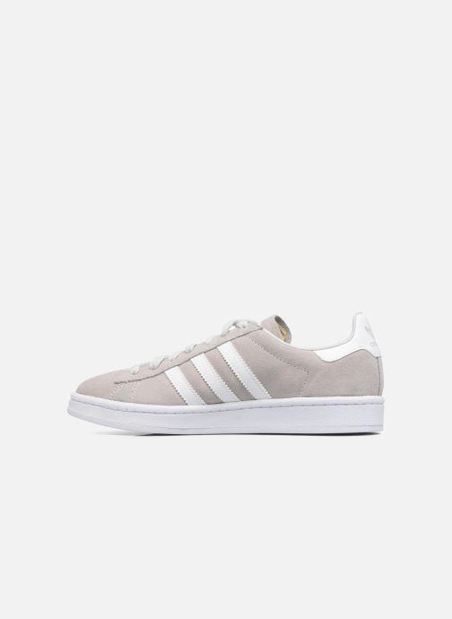Sneakers Adidas Originals Campus J Grigio immagine frontale