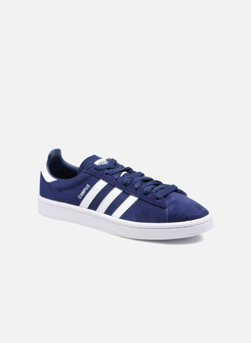 best service 898f7 751a3 Deportivas Adidas Originals Campus J Azul vista de detalle   par