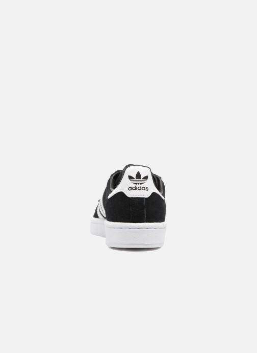 Sneakers adidas originals Campus J Zwart rechts