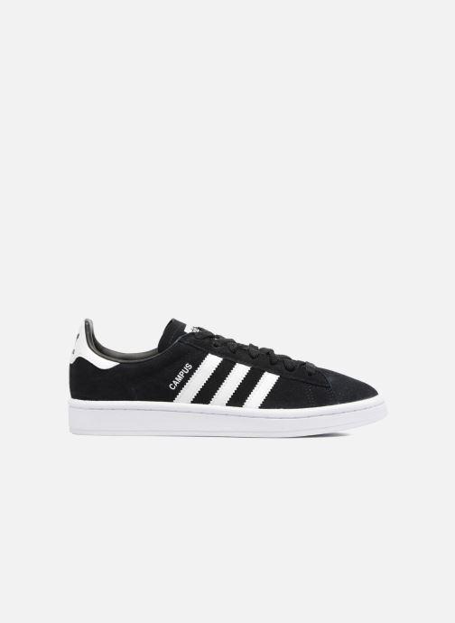 Sneakers adidas originals Campus J Zwart achterkant