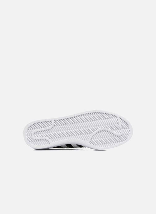 Sneakers adidas originals Campus J Zwart boven