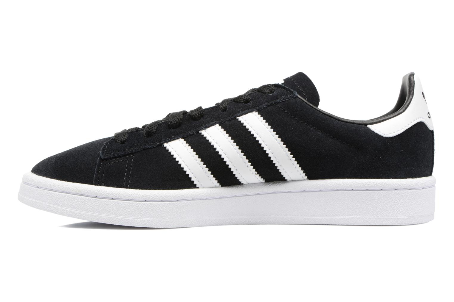 Sneakers Adidas Originals Campus J Sort se forfra