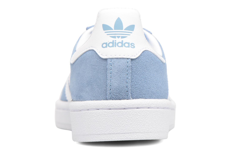 Sneakers Adidas Originals Campus J Blå Se fra højre