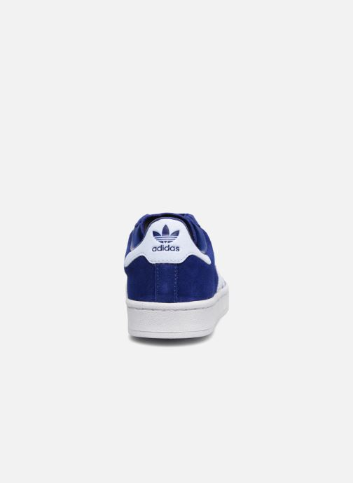 Baskets adidas originals Campus C Bleu vue droite