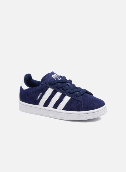 buy popular 73ea5 2413a Sneakers Adidas Originals Campus El I Blå detaljerad bild på paret