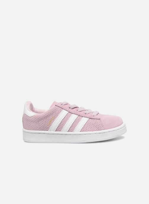 Trainers Adidas Originals Campus El I Pink back view