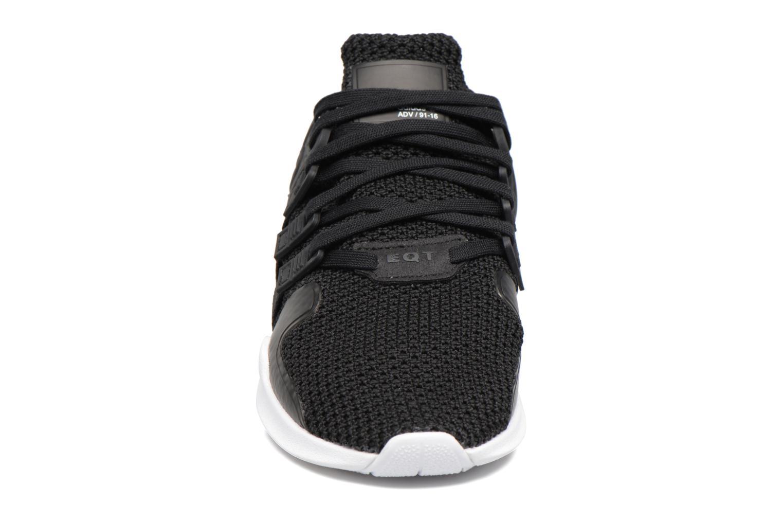 Sneakers Adidas Originals Eqt Support Adv C Nero modello indossato