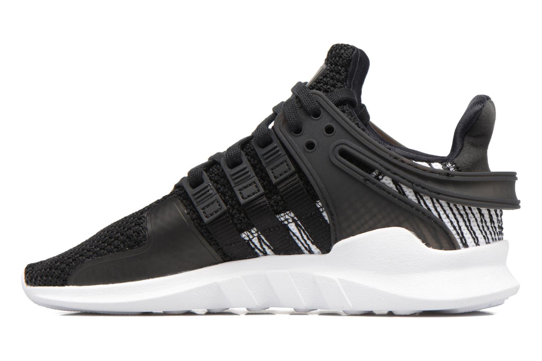 Sneakers Adidas Originals Eqt Support Adv C Nero immagine frontale
