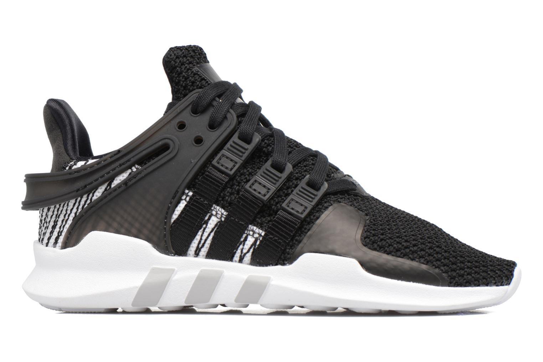 Sneakers Adidas Originals Eqt Support Adv C Nero immagine posteriore