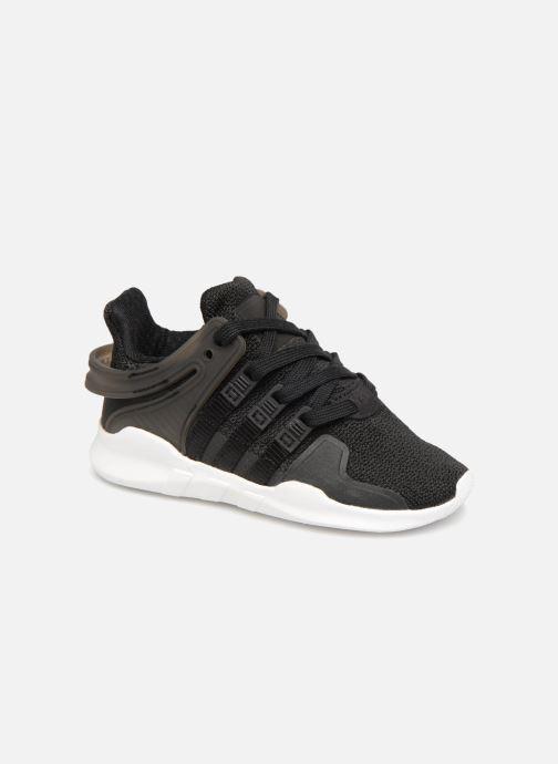 the best attitude 9969d 0058f Baskets Adidas Originals Eqt Support Adv I Noir vue détailpaire