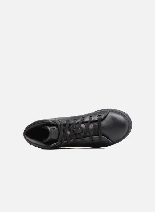 Sneakers adidas originals Stan Smith Mid J Zwart links