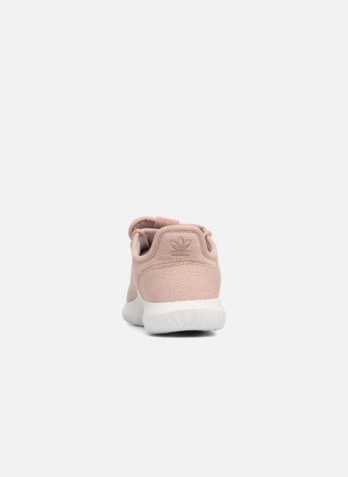 Sneakers adidas originals Tubular Shadow C Bordeaux rechts