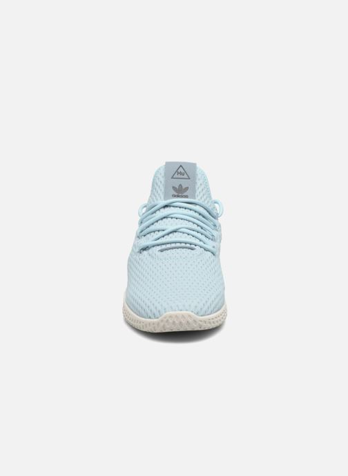 Sneakers adidas originals Pharrell Williams Tennis Hu J Blauw model