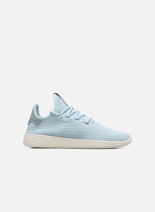 Sneakers adidas originals Pharrell Williams Tennis Hu J Blauw achterkant