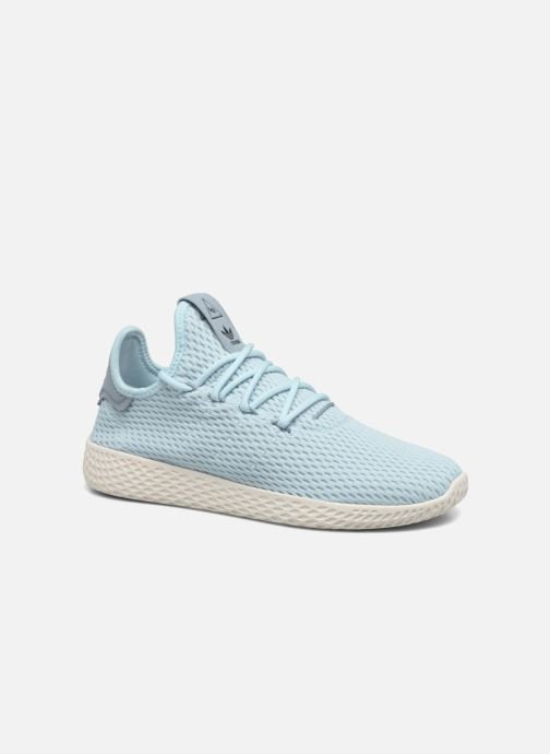 Sneakers adidas originals Pharrell Williams Tennis Hu J Blauw detail