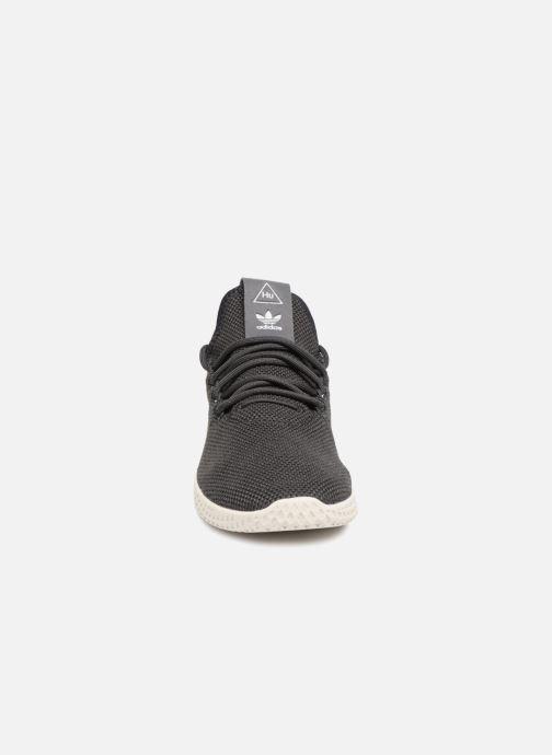 Sneaker Adidas Originals Pharrell Williams Tennis Hu J grau schuhe getragen