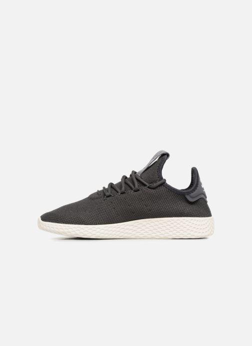 Sneaker Adidas Originals Pharrell Williams Tennis Hu J grau ansicht von vorne