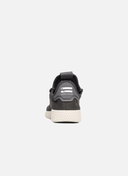 Sneaker Adidas Originals Pharrell Williams Tennis Hu J grau ansicht von rechts