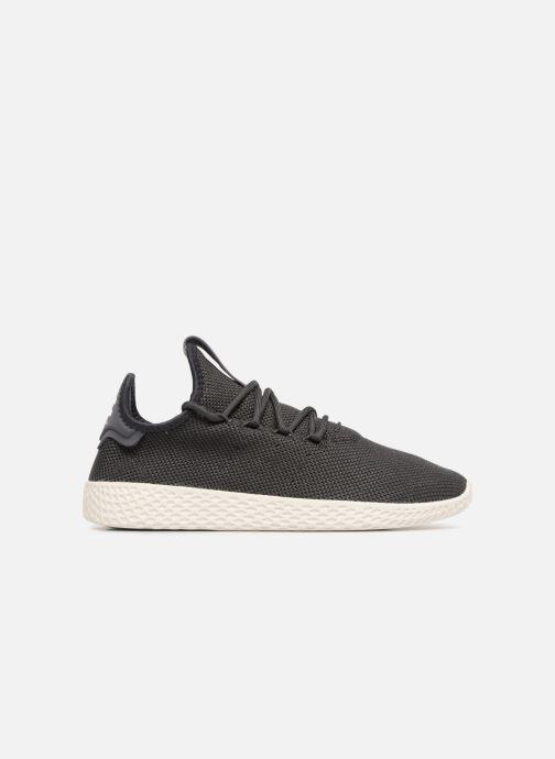 Sneaker Adidas Originals Pharrell Williams Tennis Hu J grau ansicht von hinten