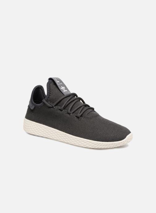 Sneaker Adidas Originals Pharrell Williams Tennis Hu J grau detaillierte ansicht/modell